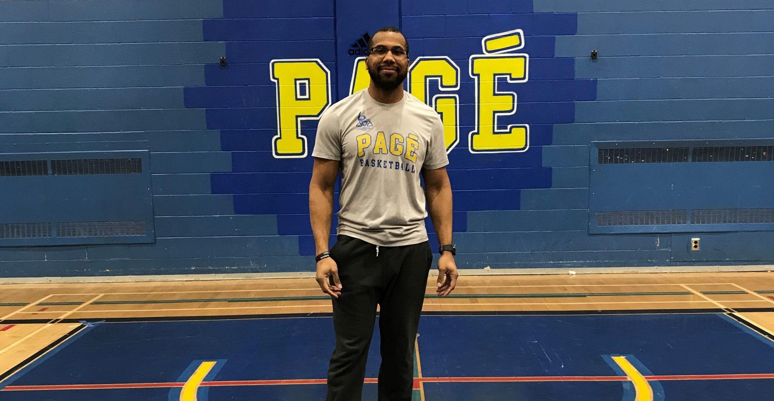 Alder Pierre : la réussite scolaire à travers le basket