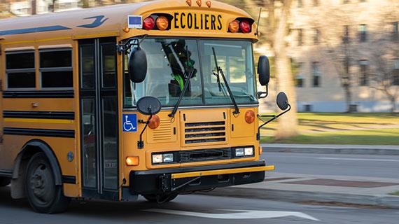 Transport scolaire pour la rentrée 2020-2021